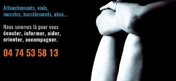 VICTIME D'AGRESSIONS SEXUELLES